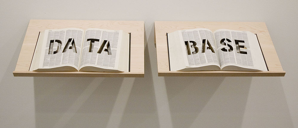 Database at Postmasters | Michael Mandiberg - https://www.flickr.com/photos/theredproject/3332644561 (CC BY-SA 2.0)
