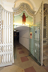 Entrance to the State Library's exhibition rooms | SBB