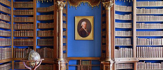 Die Bibliothek Herzogs Karl II. August von Pfalz-Zweibrücken | SBB